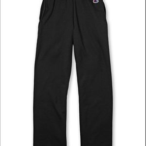 *3 FOR 15* Boys Champion Sweatpants Black